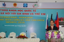 International workshop: ''Social work with families and children'' 2016