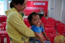 Soạn TTCE gửi 1408 để chung tay cứu sống trẻ em nghèo mắc tim bẩm sinh