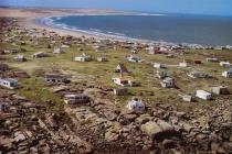 Cabo Pilonio, ngôi làng không điện nước nổi tiếng bên bờ biển Uruguay