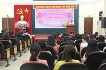 """Công đoàn Bộ Lao động - TBXH tổ chức Hội thảo """"Phụ nữ - Hạnh phúc gia đình"""""""