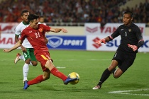Đội tuyển bóng đá Việt Nam đánh bại Indonesia sau 17 năm