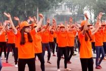Chung tay xóa bỏ bạo lực đối với phụ nữ và trẻ em gái