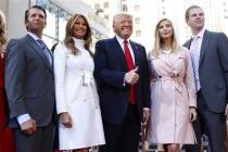New York mất hơn 1 triệu USD/ngày để bảo vệ Donald Trump