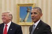 Tổng thống đắc cử Trump nói thực sự thích ông Obama