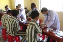 Quảng Ninh: Quan tâm điều trị cho phạm nhân nhiễm HIV
