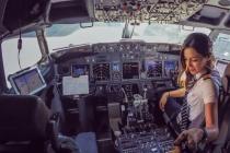 Gặp gỡ nữ phi công 31 tuổi - người truyền cảm hứng du lịch trên Instagram