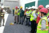 Triển khai công tác bảo đảm an toàn lao động, vệ sinh lao động
