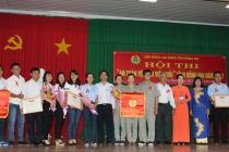 Hội thi An toàn vệ sinh viên giỏi tỉnh Đồng Nai năm 2017: Trang bị thêm nhiều kiến thức về ATVSLĐ