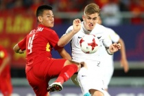 Báo New Zealand ca ngợi tinh thần thi đấu của U20 Việt Nam