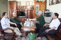 Cựu chiến binh Cao Xuân Tới: Nhớ mãi ký ức thời chiến tranh