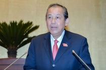 Phó Thủ tướng Trương Hòa Bình: Bỏ biên chế ngành giáo dục mới là đề xuất của Bộ