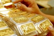 Giá vàng giảm tiếp tục giảm phiên đầu tuần