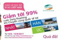 Viettel giảm tới 99% cước data roaming Nhật – Hàn – Úc đúng mùa du lịch