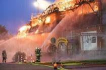 Hai người Việt thoát chết kỳ diệu trong đám cháy lớn ở Đức