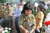Hội Cựu thanh niên xung phong Hà Nội: Thủy chung nghĩa tình đồng đội