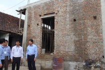 Huyện Phú Xuyên quyết tâm hoàn thành xây, sửa nhà cho người có công trước dịp kỷ niệm 70 năm Ngày Thương binh, liệt sĩ