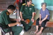 Lực lượng vũ trang tỉnh Nam Định với phong trào đền ơn đáp nghĩa
