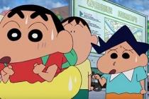 Shin - Cậu bé bút chì tiếp tục 'tấn công' màn ảnh rộng