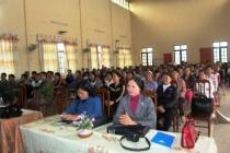 Những kết quả nổi bật sau 10 năm thực hiện Luật Bình đẳng giới ở Bắc Giang