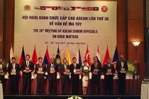 Việt Nam đóng góp tích cực tại Hội nghị cấp Bộ trưởng của ASEAN về vấn đề ma túy