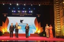 JW Marriott Hà Nội được trao tặng nhiều giải thưởng danh giá trong nước và quốc tế