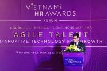 Trao giải thưởng Vietnam HR Awards 2017