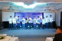 Công bố 10 thí sinh Việt Nam tham dự vòng chung kết cuộc thi lập trình quốc tế Samsung SCPC 2017 tại Hàn Quốc