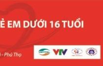 Chương trình Trái tim cho em tổ chức khám sàng lọc bệnh tim miễn phí cho trẻ em tỉnh Phú Thọ