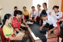 Trung tâm GDNN – GDTX huyện Diễn Châu làm tốt công tác đào tạo nghề cho lao động nông thôn