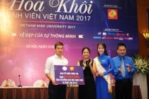 Khởi động cuộc thi Hoa khôi Sinh viên Việt Nam 2017