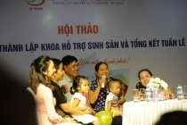 Bệnh viện Nam học và Hiếm muộn Hà Nội: Nơi ươm mầm hạnh phúc, kết nối yêu thương