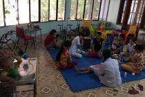 Hà Giang: Phục hồi chức năng cho trẻ em khuyết tậ