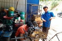 Yên Bái: Mù Cang Chải đẩy mạnh đào tạo nghề cho lao động nông thôn
