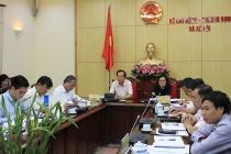 Bộ trưởng Đào Ngọc Dung làm việc với Bảo hiểm xã hội Việt Nam