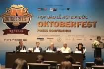 "Sự kiện bia Đức 'GBA Oktoberfest Việt Nam 2017"""