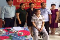 Trao nhà tình nghĩa cho người có công tại thành phố Quy Nhơn
