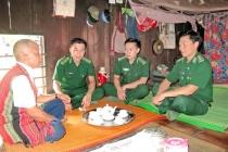 Huyện A lưới: Chăm lo đời sống cho đồng bào nghèo vùng biên giới