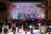 Quảng Yên: Chú trọng công tác bảo vệ và chăm sóc trẻ em