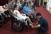 Thị xã Đông Triều: Chăm lo cho người khuyết tật