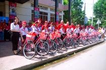 Trao tặng 70 xe đạp cho trẻ em khó khăn tỉnh Phú Yên