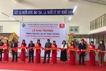 Trường Đại học Sư phạm Kỹ thuật Vĩnh Long khai trương Trung tâm đào tạo kỹ thuật Toyota