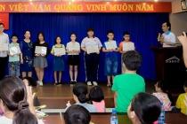 """Tổng Cty Địa Ốc Sài Gòn TNHH MTV  tổ chức """"Đêm hội trăng rằm"""" cho con em người lao động"""