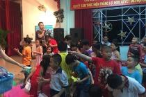 Trao 150 suất quà đến với trẻ em khó khăn tại quận Gò Vấp