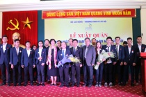 Lễ xuất quân đoàn Việt Nam tham dự Kỳ thi tay nghề thế giới lần thứ 44
