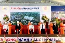 Khởi công xây dựng dự án Hanoi Homeland tại Quận Long Biên, Hà Nội