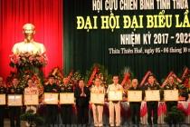 Đại hội Hội Cựu chiến binh tỉnh Thừa Thiên Huế 2017 - 2022