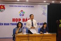 116 đại biểu Việt Nam tham dự Liên hoan thanh niên, sinh viên thế giới lần thứ 19