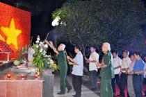 Thị xã Sơn Tây thắp nến tri ân các anh hùng liệt sỹ