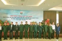 Tổng kết 3 năm hoạt động của Hội hỗ trợ khắc phục hậu quả  bom mìn Việt Nam