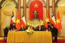 Chile-Việt Nam hợp tác chăm sóc trẻ em nạn nhân chất độc da cam